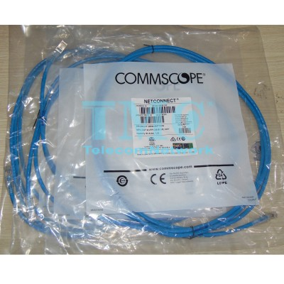 Cáp nhảy-Patch cord COMMSCOPE CAT6 UTP 2 mét
