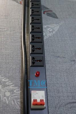 Thanh Nguồn PDU 6 Cổng Đa Năng