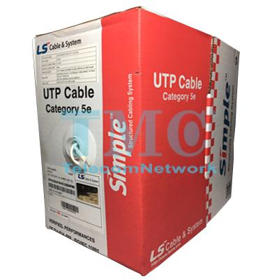 Cáp Mạng Cat6 UTP LS